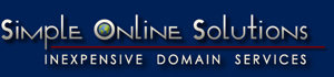 Simple Online Solutions Logo